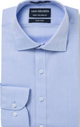Van Heusen Van Heusen Euro - Micro Herringbone Multiple Sleeve Lengths