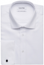 Calvin Klein Calvin Klein Business Shirts Dobby Weave Slim Fit