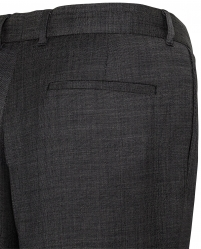 Pierre Cardin Pierre Cardin Charcoal Slim Fit Business Trousers