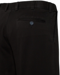 Bracks Bracks Classic Black Chino Pants