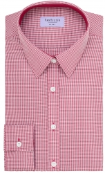 Van Heusen Van Heusen Mini Check Womens Business Shirts