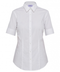 Van Heusen Van Heusen Short Sleeve Womens Business Shirts