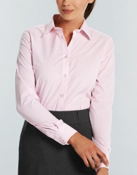 Gloweave Gloweave Puppytooth Womens Business Shirts