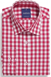 Gloweave Gloweave Gingham Shirt Contempory Fit