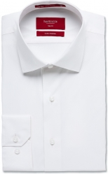 Van Heusen Van Heusen Slim Fit Plain White Shirt