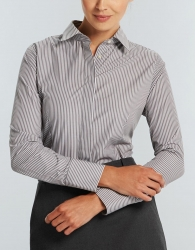 Gloweave Gloweave Long Sleeve Womens Business Shirts
