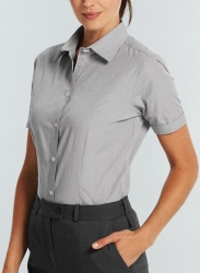 Gloweave Gloweave Short Sleeve Womens Business Shirts