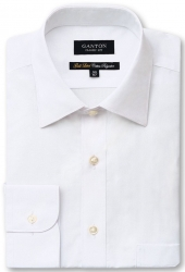 Ganton Ganton Gold Label Classic White Shirt