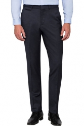 Pierre Cardin Pierre Cardin Navy Slim Fit Business Trousers