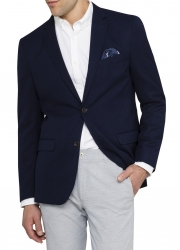 Van Heusen Van Heusen Two Button Navy Mens Blazer