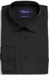 Gloweave Gloweave Plain Black Shirt