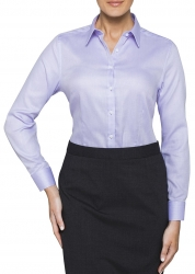 Van Heusen Van Heusen Nailhead Weave Womens Business Shirts