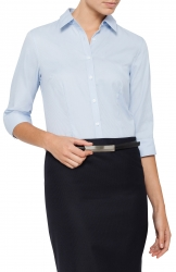 Van Heusen Van Heusen 3/4 Sleeve Womens Business Shirts