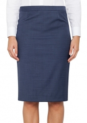 Van Heusen Womens Suit Skirt Classic Modern Fit