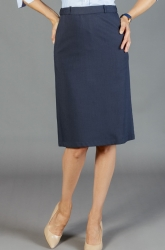 Gloweave Washable Suit Skirt A Line Shape