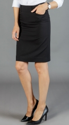 Gloweave Washable Pencil Skirt with Stretch