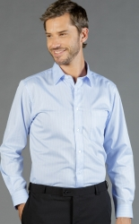 Gloweave Gloweave Easy Care Cotton Blend Shirt