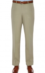 City Club City Club Microfibre Trouser with Flexi Waist