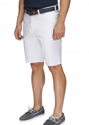 City Club Cotton Stretch Chino Short 5 Colours. Modern Fit