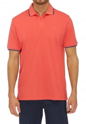 City Club City Club 100% Pique Cotton Polo Regular Fit