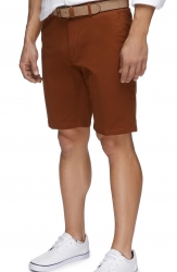 City Club City Club Cotton Stretch Short Vario Waist
