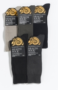 60% Highlands Wool Health Sock Five Colours 3 Pair Pack for $49.95