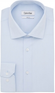 <p>All Cotton Sateen Doby Micro Stripe White, Blue <strong>Slim Fit</strong></p>