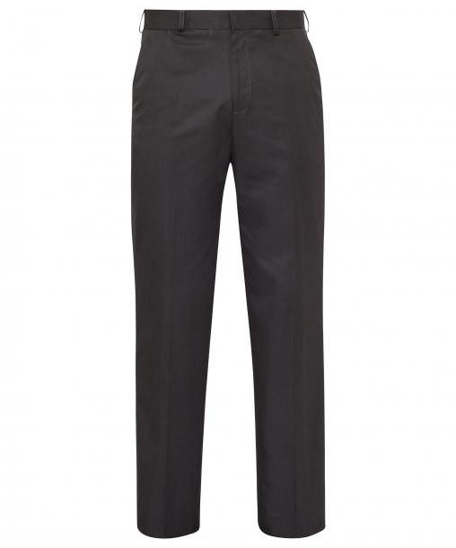 Bracks Slacks Micro Fine Stripe Black Mens Pants Online