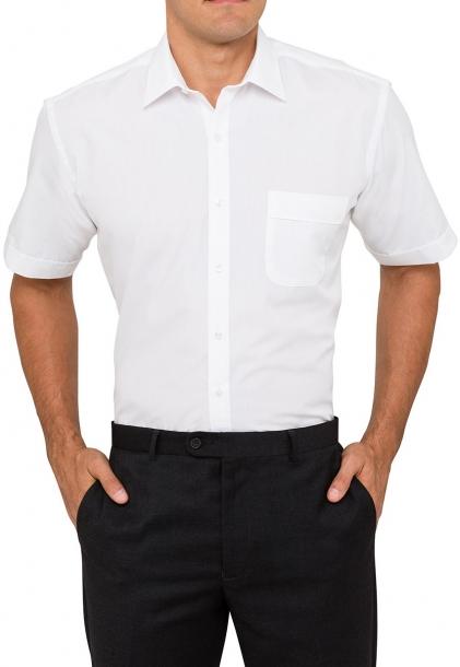 White shirt short sleeve business shirt van heusen save up for Van heusen men s short sleeve dress shirts