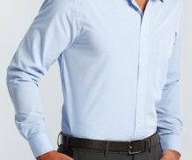 Big Men Business Shirts Guide