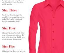 How to Iron Business Shirts?