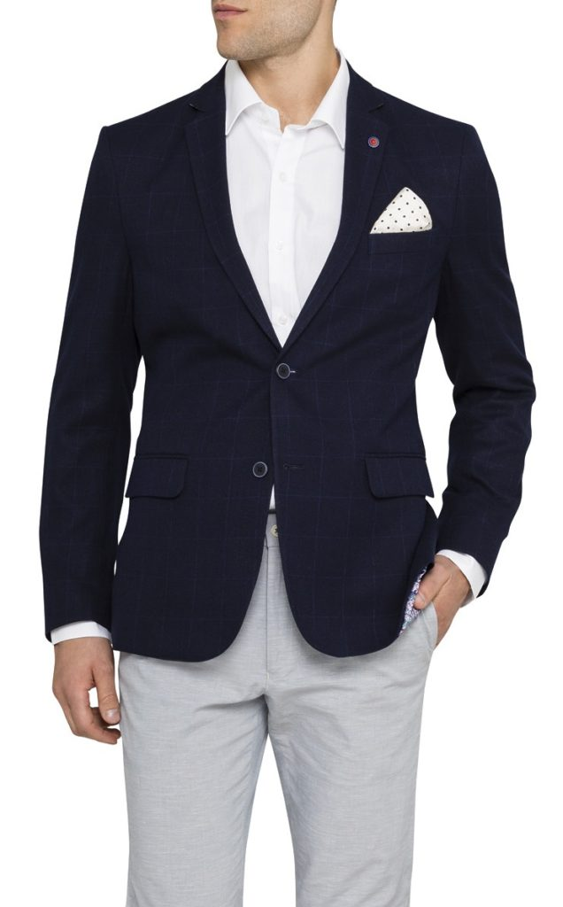 new blazer look