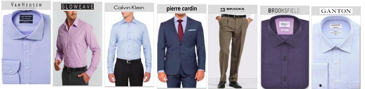 business shirt brands