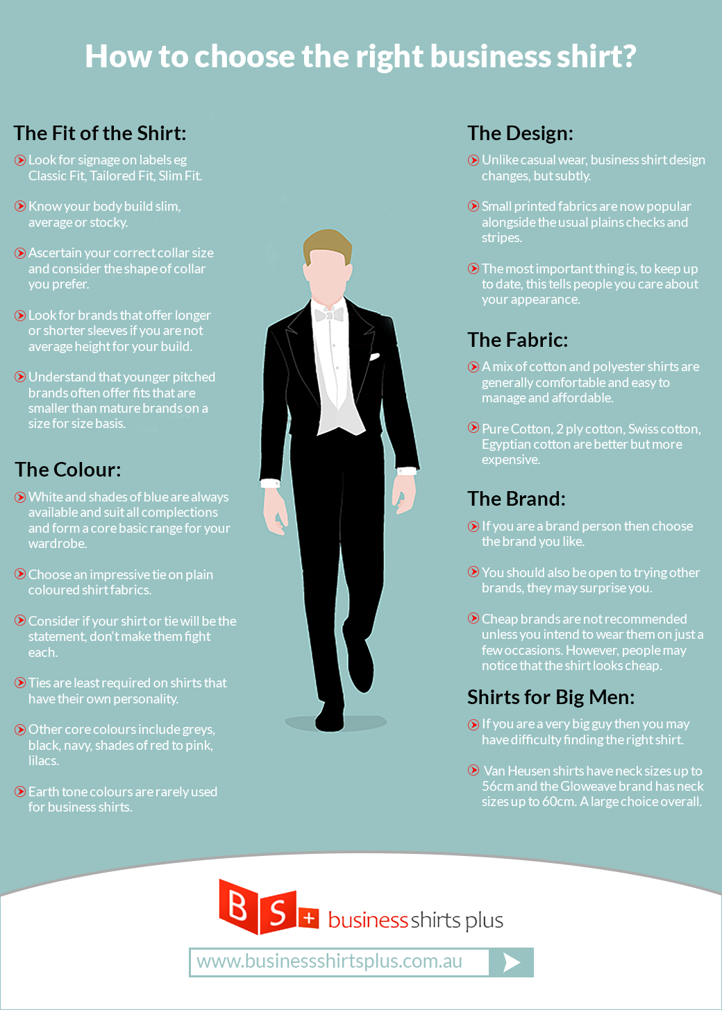 How To Choose Right Business Shirt