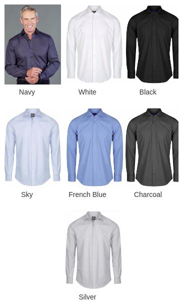 Gloweave Easy Care Easy Iron Plain Shirt