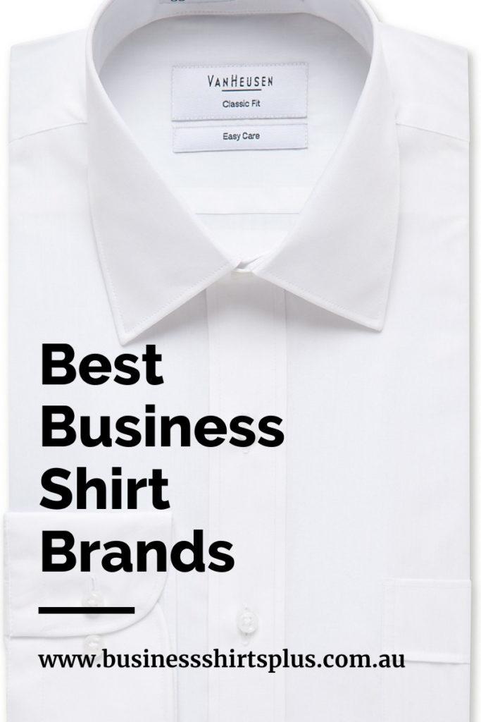 best business shirt brands