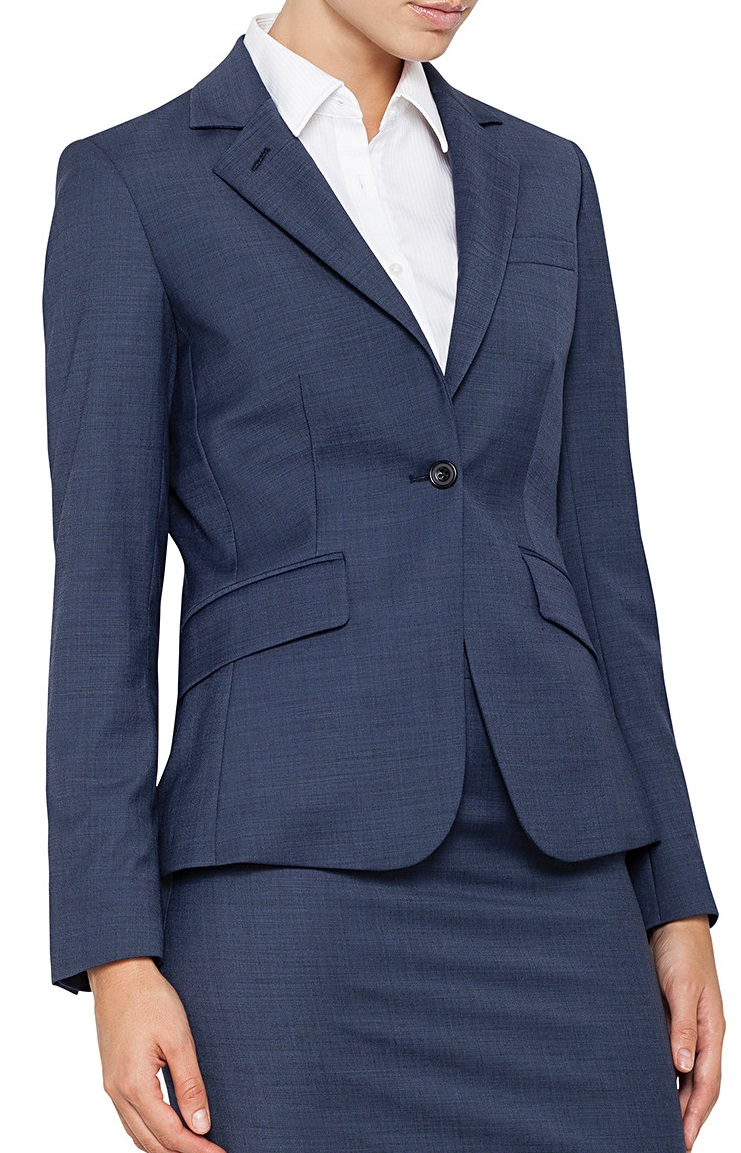 Van Heusen Cropped Jacket